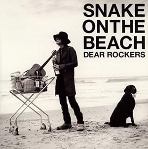 SNAKE ON THE BEACH / DEAR ROCKERS