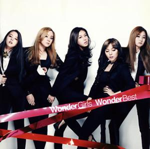 Wonder Girls / Wonder Best KOREA / U.S.A / JAPAN 2007-2012 [2CD]