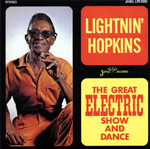 Lightnin' Hopkins - Fast Life Woman - European Blues