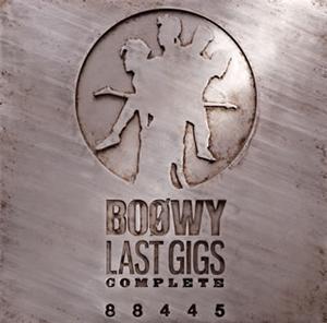 "BOφWY / ""LAST GIGS""COMPLETE [2CD] [Blu-spec CD]"