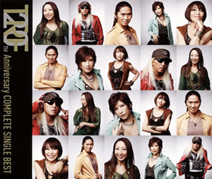 TRF / 20TH Anniversary COMPLETE SINGLE BEST [3CD+DVD]