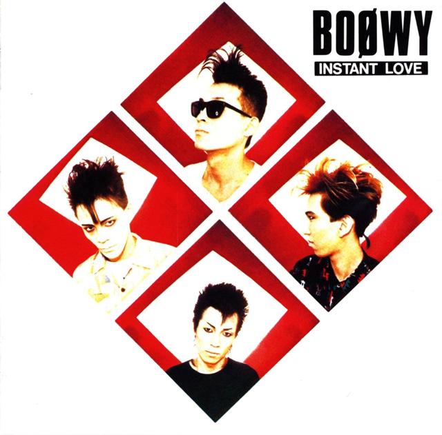 BOφWY / INSTANT LOVE [Blu-spec CD]