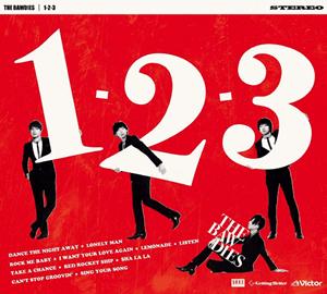 THE BAWDIES / 1-2-3 [CD+DVD] [限定]