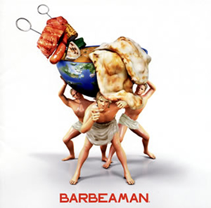 地球三兄弟 / バーベアマン