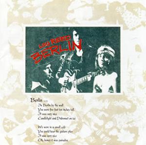ルー・リード / ベルリン [Blu-spec CD2]
