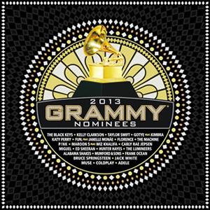 2013 GRAMMY(R) ノミニーズ