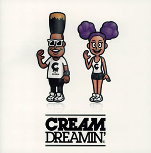 CREAM / DREAMIN'