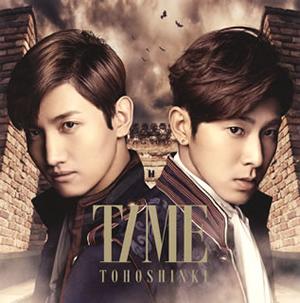 東方神起 / TIME [CD+DVD] [限定]