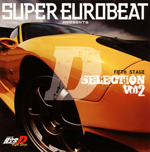 super eurobeat presents d fifth stage d selection vol 2 cdjournal. Black Bedroom Furniture Sets. Home Design Ideas