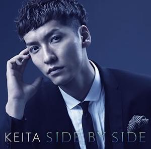 KEITA / SIDE BY SIDE [CD+DVD] [限定][廃盤]