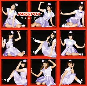 PASSPO☆ / Truly(エコノミークラス盤)
