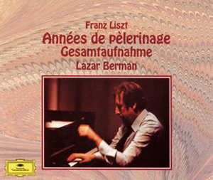 リスト:「巡礼の年」(全曲) ベルマン(P) [3CD] [再発]