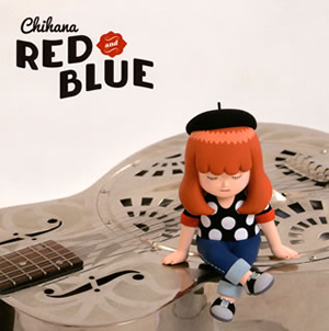 Chihana / RED and BLUE [紙ジャケット仕様]