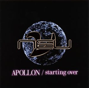 ν(NEU) / APOLLON / starting over [廃盤]