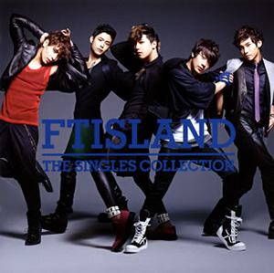 FTISLAND / THE SINGLES COLLECTION [2CD]