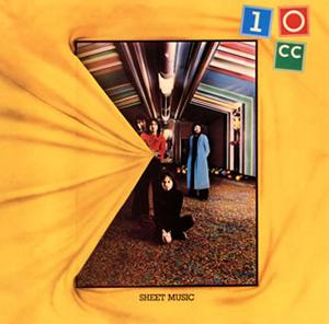 10CC / シート・ミュージック [SHM-CD] [再発]