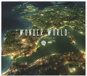 Wonder World / I'd love to turn you on [デジパック仕様]
