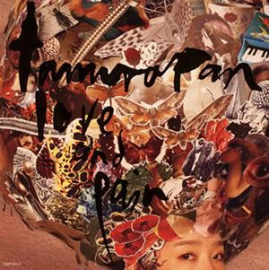 TAMURAPAN / love and pain [紙ジャケット仕様] [CD+DVD] [限定]