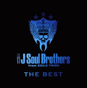 三代目 J Soul Brothers from EXILE TRIBE / THE BEST / BLUE IMPACT [2CD]