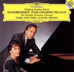 モーツァルト:ピアノ協奏曲第17...