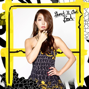 BoA , Shout It Out [CD]