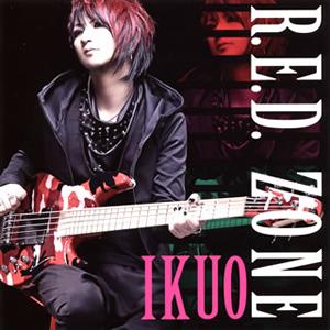 IKUO / R.E.D. ZONE