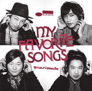 quasimode / MY FAVORITE SONGS