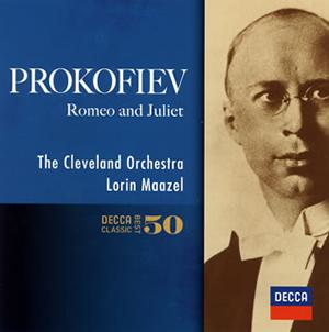 プロコフィエフ:バレエ「ロメオとジュリエット」全曲 マゼール / クリーヴランドo. [2CD] [SHM-CD]
