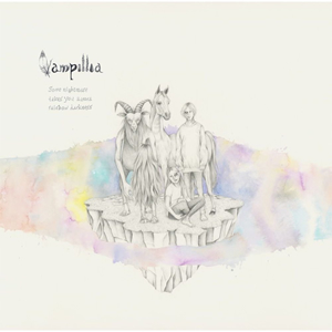 Vampillia - my beautiful twisted nightmares in aurora rainbow darkness [CD]