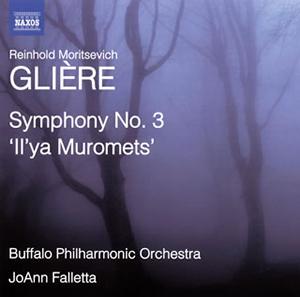 グリエール:交響曲第3番ロ短調「イリヤ・ムーロメツ」 ファレッタ / バッファローpo.