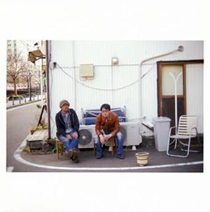 大島輝之&大谷能生 / 秋刀魚にツナ〜リアルタイム作曲録音計画