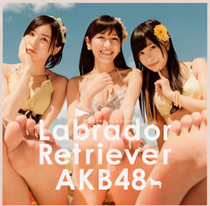 AKB48 / ラブラドール・レトリバー(Type 4) [CD+DVD] [限定]