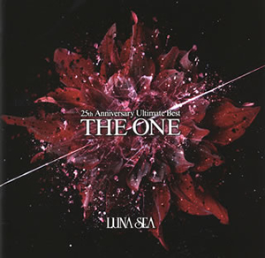 LUNA SEA / LUNA SEA 25th Anniversary Ultimate Best THE ONE [2CD]