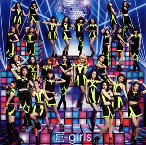 E-girls / E.G.Anthem-WE ARE VENUS- [CD+DVD]