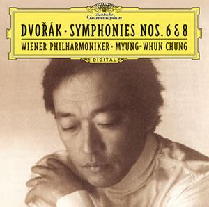 ドヴォルザーク:交響曲第6番・第8番 チョン・ミョンフン / VPO [SHM-CD] [限定]