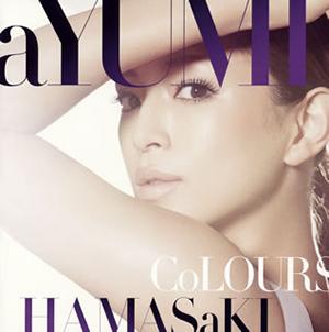 浜崎あゆみ / Colours [CD+DVD]