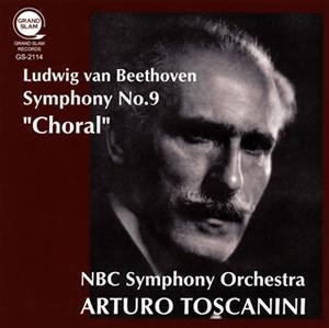 ベートーヴェン:交響曲第9番「合唱」 トスカニーニ / NBCso. 他