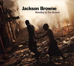 ジャクソン・ブラウン / スタンディング・イン・ザ・ブリーチ [紙ジャケット仕様] [Blu-spec CD2] [限定]