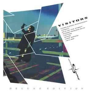佐野元春 / ヴィジターズ デラックス・エディション [紙ジャケット仕様] [3CD+DVD] [Blu-spec CD2] [限定]