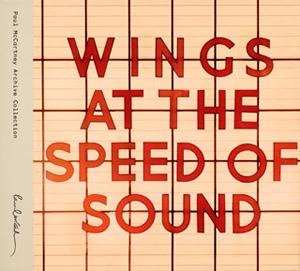 ポール・マッカートニー&ウイングス / スピード・オブ・サウンド(デラックス・エディション) [紙ジャケット仕様] [2CD] [SHM-CD]