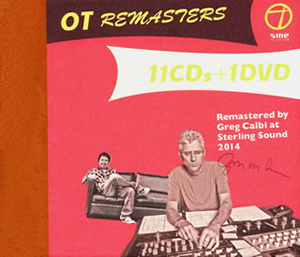 奥田民生 - OT REMASTERS [11CD+DVD] [限定]