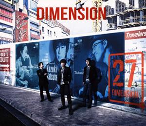 DIMENSION / 27 [Blu-spec CD]