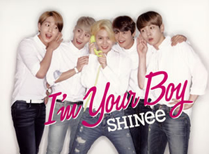 SHINee / I'm Your Boy [CD+DVD] [限定]