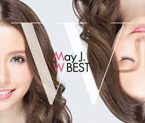 May J. / May J. W BEST-Original&Covers- [2CD+DVD]