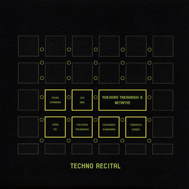 高橋幸宏&METAFIVE / TECHNO RECITAL