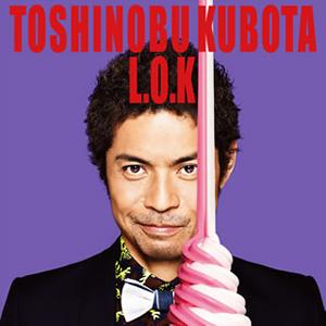 久保田利伸 / L.O.K [CD+DVD] [限定]