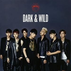 防彈少年團 / DARK&WILD [CD+DVD]