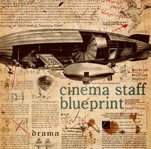 cinema staff / blueprint [廃盤]