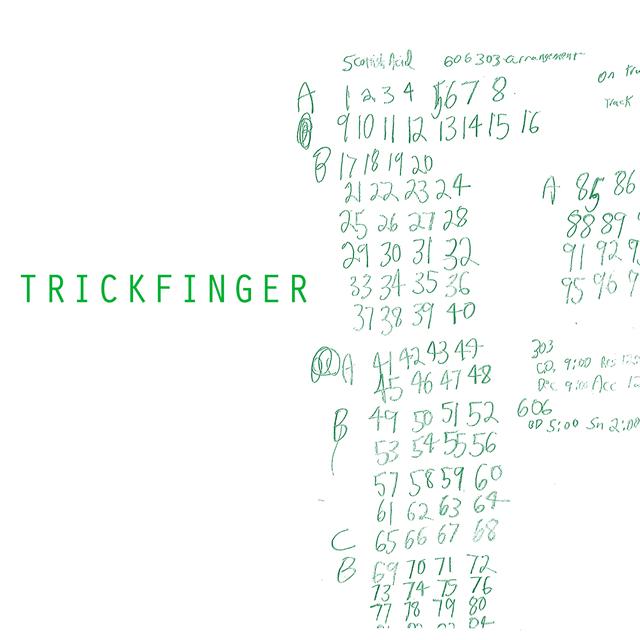 トリックフィンガー(ジョン・フルシアンテ) / トリックフィンガー [デジパック仕様] [限定]