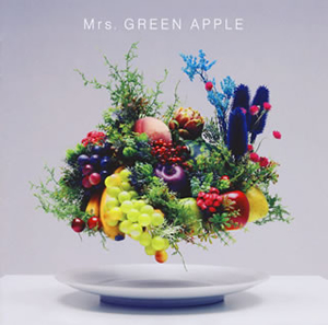 Mrs.GREEN APPLE - Variety [CD]